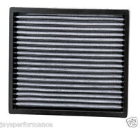 VF2000 K&N WASHABLE CABIN (POLLEN) AIR FILTER ELEMENT