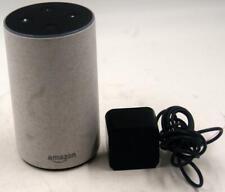 Amazon Echo Plus Smart Speaker 2nd Generation Light Gray