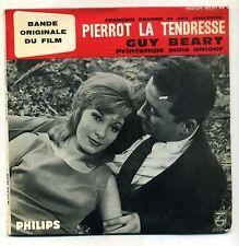 "B.O.F "" PIERROT LA TENDRESSE "" EP PHILIPS 432511 - GUY BEART"