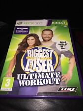 THE Biggest Loser ULTIMATE XBOX 360 Allenamento MICROSOFT