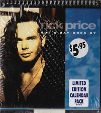 Rick Price - Not A Day Goes By - CD (Calendar Pack Brand New Sealed)