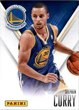 Stephen Curry Panini Father's Day #5 2014 NBA Basketball Card