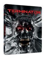 Terminator Genisys Embossed Futurepack Blu Ray
