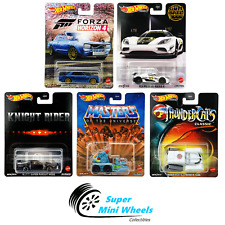 Hot Wheels Premium 2021 Retro Entertainment B Case Set of 5 Cars [In-Stock]