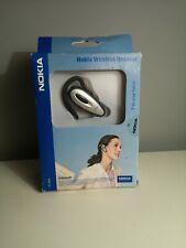 Nokia Wireless Headset Bluetooth HS-36W