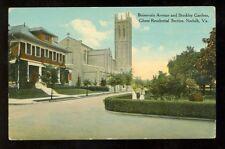 Norfolk, Virginia, Boissevain & Stockley Gardens Ghent Residential (NorfolkVA47