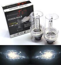 HID Xenon D2S Two Bulbs Head Light 4300K Stock Bi-Xenon Plug Play Replace Lamp