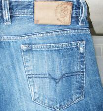 *HOT Men's DIESEL @ VIKER Art 70N - STRAIGHT LEG Denim Jeans 31 x 30 (Fit 32x30)