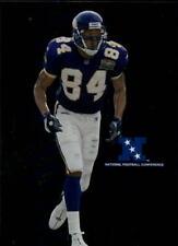 2001 Quantum Leaf Touchdown Club Vikings Football Card #TC3 Randy Moss /2000
