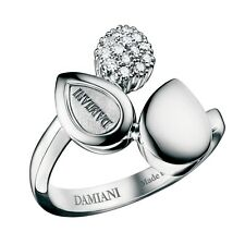 Anello Damiani ANTERA 20021273 diamanti ring diamond assicurazione diamante new
