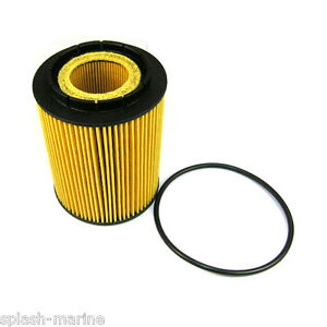 Genuine CMD Oil Filter, 35-895207 - D2.8L (170 & 200) (s/n 88010001 and up)