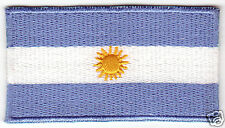 ARGENTINA Flag Country Patch
