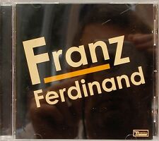 "Franz Ferdinand - Franz Ferdinand (CD 2004) ""Take Me Out"" ""Matinee"" ""Michael"""