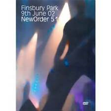 New Order - Live At Finsbury Park (DVD, 2003), Like new (Disc: NEW), Free Post