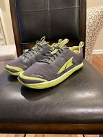 Altra The Provision 1.5 Men's  size 10 Fabric Low Top Lace Up Running Sneaker