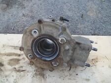 2000 YAMAHA GRIZZLY 600 4WD REAR DIFFERENTIAL FINAL DRIVE, (GOOD SPLINES)
