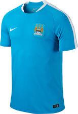 Manchester City Nike Training Jersey Medium 2015/16 Away NEW