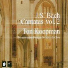 Ton Koopman, J.S. Bach - Cantatas 2 [New CD]