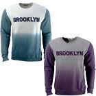 Puma X BWGH Brooklyn Mens Logo Crew Sweat Top Pullover 568075