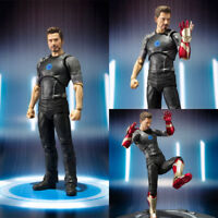 SHF S.H.Figuarts Marvel Avengers Endgame Tony Stark Iron Man 3 Action Figure Toy