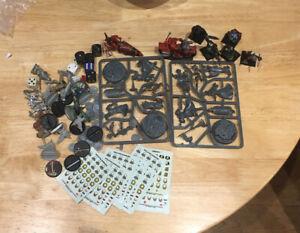 Warhammer Job Lot Bundle AOS Orks Citadel Undead 40k