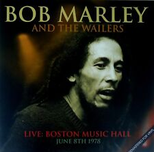 Bob Marley & the Wailers: Live Boston Music Hall '78-LP-Remastered-NEW VINYL