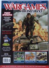 Wargames Ilustrado-edición 332 de junio de 2015-Post Apocalipsis