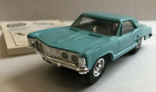 Vintage LIONEL 1964 BUICK RIVIERA Racing Slot Car With Original Box & Paperwork