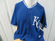 MAJESTIC AUTHENTIC COLLECTION KANSAS CITY ROYALS MELKY MESA SZ.54 SEWN JERSEY