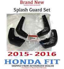 Genuine OEM Honda Fit Splash Guard Set 2015 - 2016  (P/N: 08P00-T5A-100)