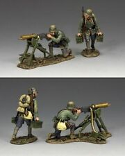 Painted Lead German 1:32 2-5 Toy Soldiers
