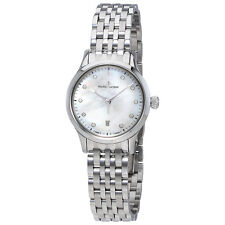Maurice Lacroix Les Classiques Mother Of Pearl Dial Stainless Steel Ladies