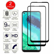 For Motorola Moto G Fast HD Premium Tempered Glass Clear Screen Protector Cover