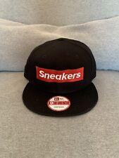 Sneakers X New Era Head