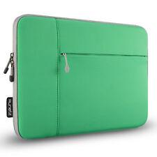 """Runetz - Sleeve for MacBook Pro 15 inch Laptop 15.4"""" Neoprene Cover Case GREEN"""