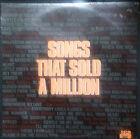VARIOUS ARTISTS - SONGS THAT SOLD A MILLION VINYL LP AUSTRALIA