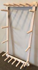 10 Yard Hard Maple Warping Board for a Weaving Loom