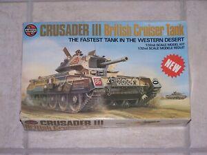 AIRFIX 1/32ème CRUSADER III British Cruiser Tank