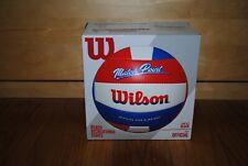 Wilson Sporting Goods Match Point Beach Recreational Series Volleyball