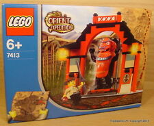 LEGO ORIENT EXPEDITION Passage of Jun Chi Set like Indiana Jones 7413 New!