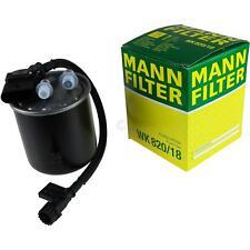 Original hombre-filtro Filtro de combustible WK 820/18 fuel filter