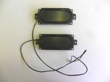 Philips 23PF9946/12 Pair Speakers 8 Ohm 4C10C & Leads