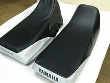 YAMAHA(n13) YFS200N BLASTER 2001 MODEL REPLACEMENT SEAT COVER BLACK&SILVER (Y87)