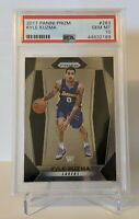 2017 Panini Prizm #283 Kyle Kuzma RC Rookie Mint PSA 10 HOT! FAST SHIPPING!