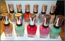 NEW Sally Hansen Complete Manicure Nail Polish  CHOOSE YOUR COLOR    FREE SHIP