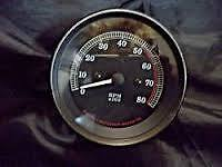Harley Davidson Tachometer with Indicator - FLH Touring - 67348-96 - Obsolete
