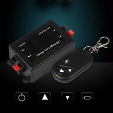 Télécommande sans fil LED Gradateur Single Light DC12-24V NZ