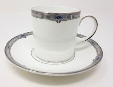 Wedgwood Amherst - Coffee Cup/Can & Saucer - Demitasse