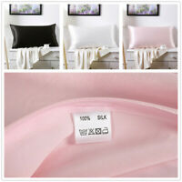 100% Pure and Organic Mulberry Silk Pillow Case Cover - 19 Momme 30*20 inch