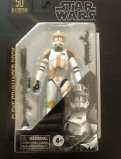 Star Wars Black Series Archive Clone Commander Cody 6'' IN HAND
